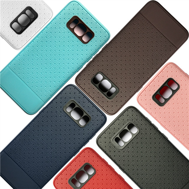 MDFUNDAS Business Style Phone Case For Samsung Galaxy S8 High Quality TPU Case For Galaxy S8 1