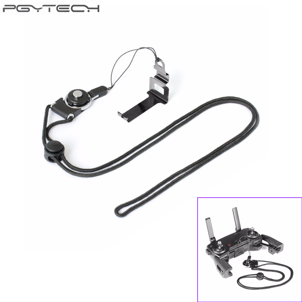 PGYTECH Adjustable Remote Controller Clasp Hanging Straps for DJI MAVIC Air