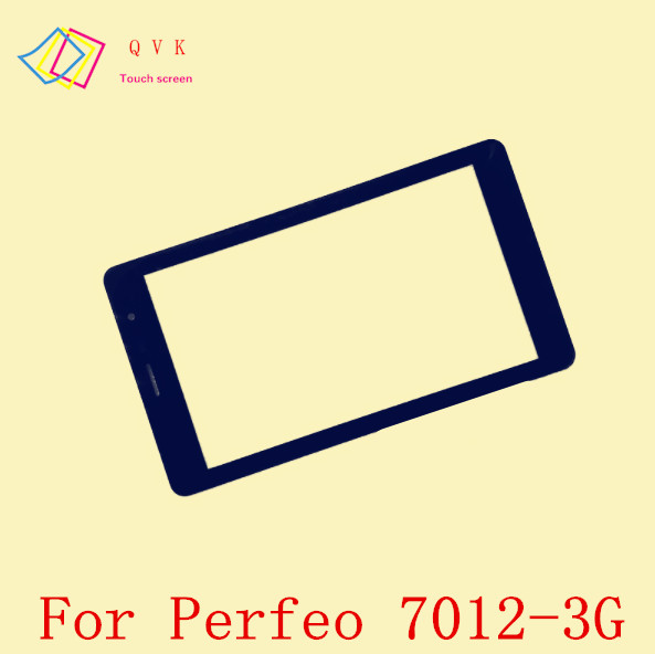 7 inch for Perfeo 7012-3G tablet pc capacitive touch screen glass digitizer panel 10 1 inch capacitive touch screen panel digitizer glass replacement for goclever aries 101 tablet pc