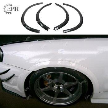 Для Nissan Skyline R34 GTR FRP превосходное AC Стекло волокна крыло комплект расклешенных брюк комплект боди тюнинг часть для GTR R34 волокна Стекло AC Fender