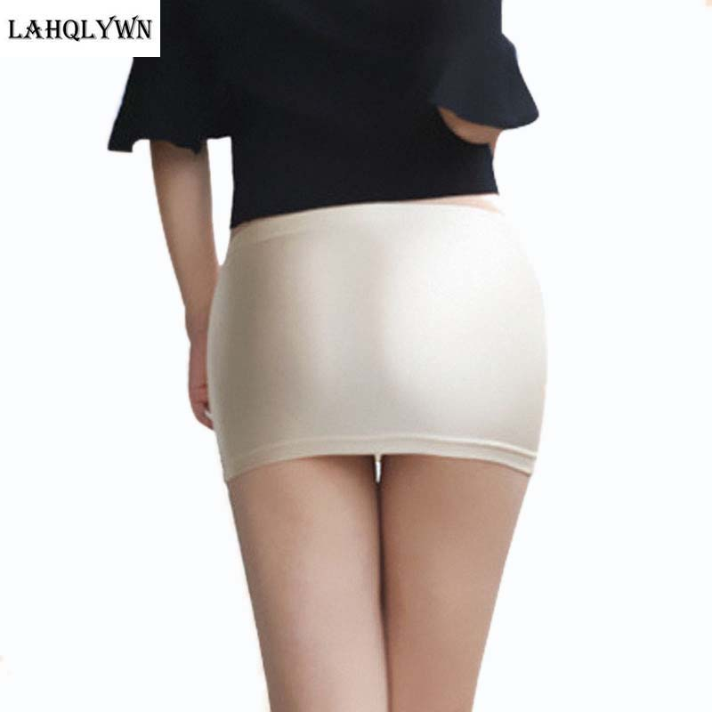 Mini Skirts 2018 Summer Sexy Girls Skirts Casual Package -6841