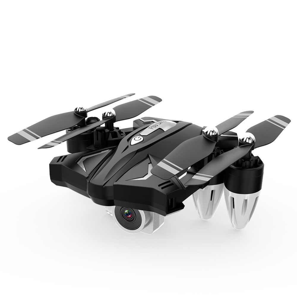 F69 Foldable Mini Drone RC Quadcopter With 1080P Camera HD 2.4Ghz 6-Axis Gyro 4CH RC Drone Altitude Hold Night Light Mode
