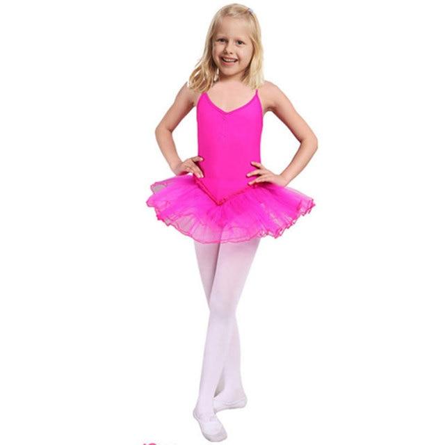 f252b86f4b Vestido de Ballet para niñas