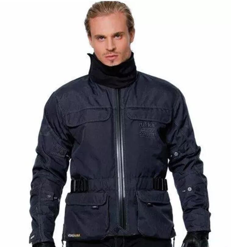 ROCK biker winter Wind scarf motorcycle riding warm mask Wig men's neck cover