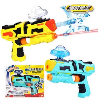 2015 Promotion font b Toy b font Pistol Gun Water Paintball Gun Infrared Can Fire A