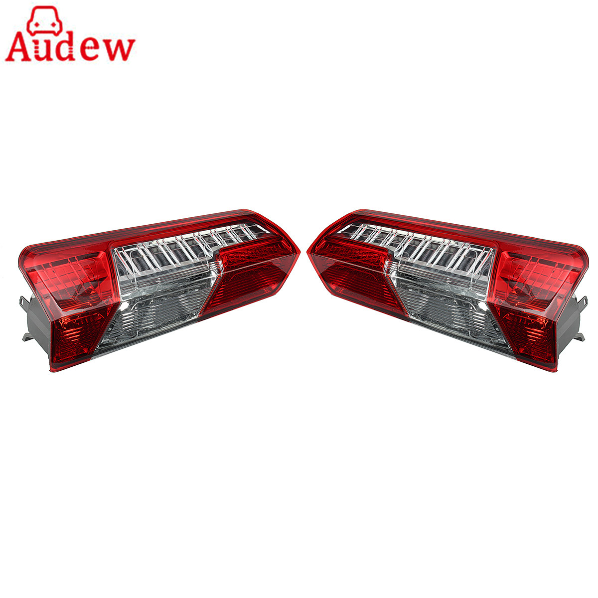 1Pcs Car Rear Tail Light Back Lamp Lens Left / Right Side Tail Light For Ford Transit MK8 MKVIII 2014 Onward цена