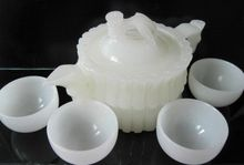 Details about Chinese Beautiful hand-carved natural Afghanistan tea and wine cup full pot afghanistan