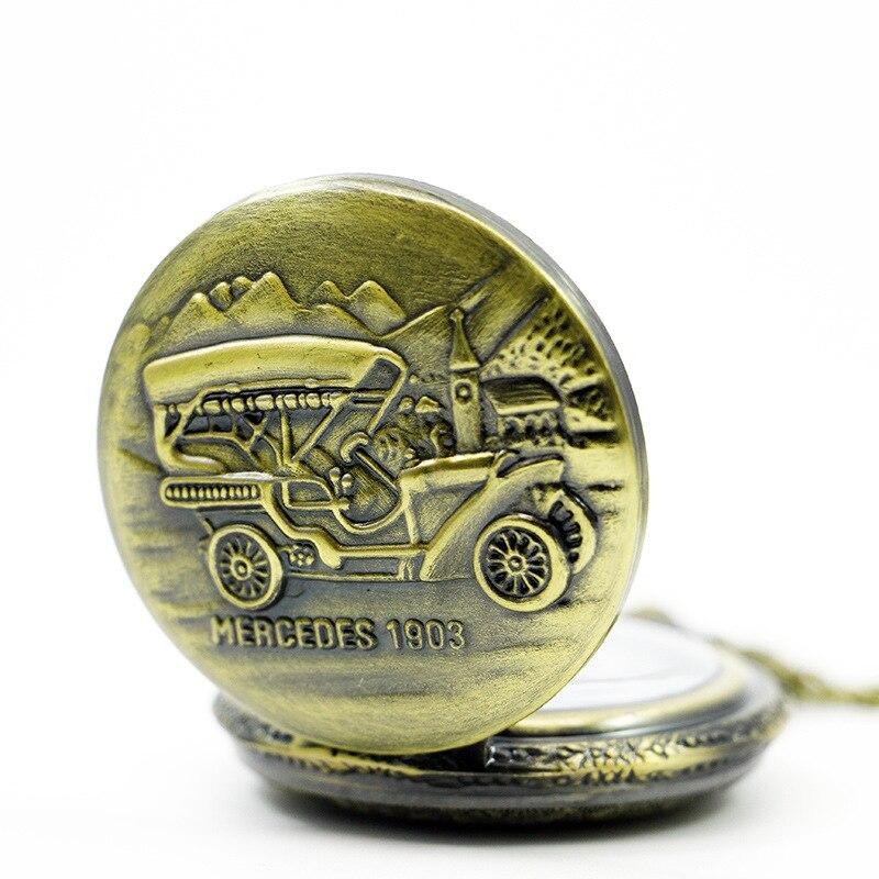 Νέα Άφιξη MERCEDES Coupe Σχεδιασμός - Ρολόι τσέπης - Φωτογραφία 4