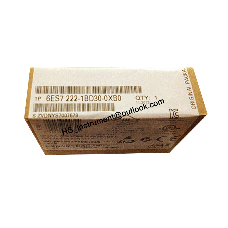 все цены на NEW Original SIMATIC S7-1200 Analog Output Module SB1223 6ES7 223-3BD30-0XB0 онлайн