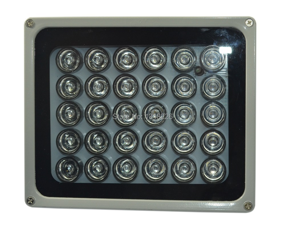 IR LED illuminator Array Infrared CCTV Night Vision For Surveillance Camera light illuminator light 4 big led cctv ir infrared night vision for surveillance camera security system wholesale free shipping
