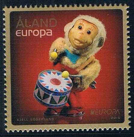 SW0393 islands 2015 Europa toy Chinese bingshen monkey stamps 1 new 0716 europa европа фотографии жорди бернадо