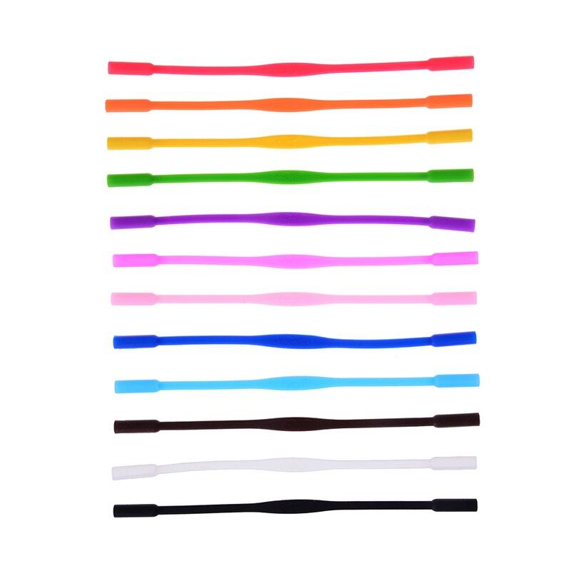 1 Pc Hohe Elastische Brillen Sonnenbrille Band Seil Gläser Strap Neck Cord String Halter Brillen Kette 15 Cm