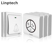 Linptech Linbell G1 electronic wireless font b door b font font b bell b font no