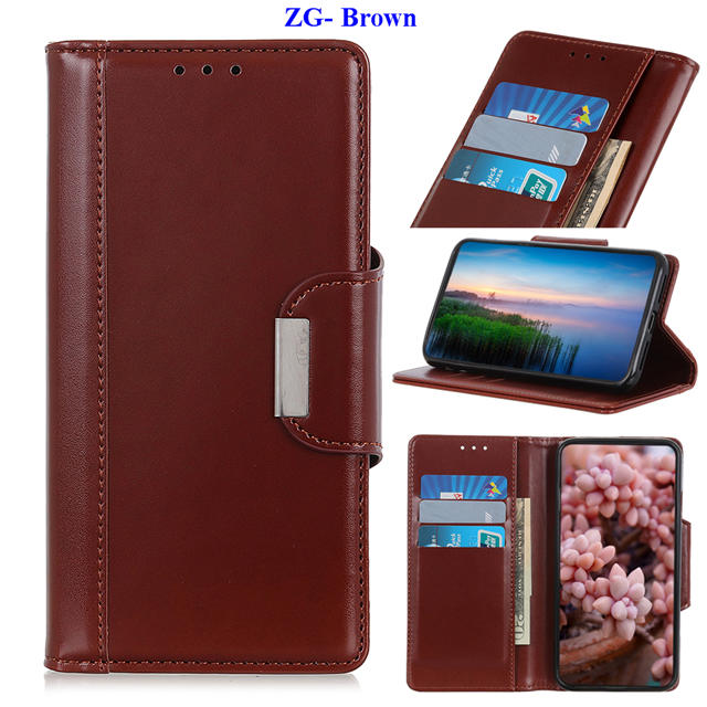 Business Magnetic Leather Wallet Case for iPhone 11/11 Pro/11 Pro Max 16