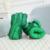 2 cores qualidade comforttable macio 13*33 cm Homem-Aranha Hulk Mãos Quebra Luvas do bebê De Pelúcia Spiderman Realizando adereços Grande Presente