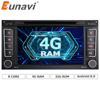 7 Inch Android 5 1 1 Car DVD Player For VW Volkswagen Touareg Transporter T5 With