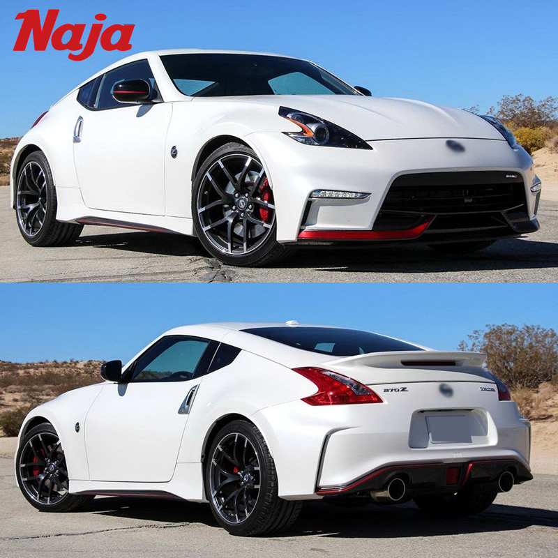 frp fiber body kit fit for nissan 370z nismo sedan hood. Black Bedroom Furniture Sets. Home Design Ideas