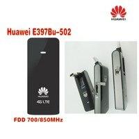 Huawei E397bu-502 4G LTE FDD TDD Mobile Internet Bâton soutien band12 et band5