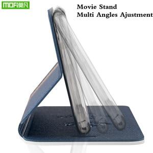 Image 3 - MOFi funda abatible para Huawei Mate 20 Pro, carcasa de cuero PU, Capa de libro de silicona