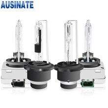 2 шт. 35 Вт HID лампы D1S D2S D2R D3S ксеноновая лампа 4300k 5000k 6000k 8000k СВЧ фара электрические лампы фары автомобиля замена лампы D1 D2 D3