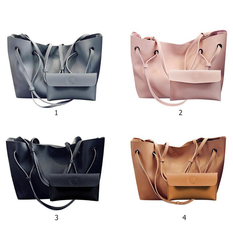 2 Pcs/Set High Capacity Bags for Women  hand bags  Handbags Women Bags 4 one size 26