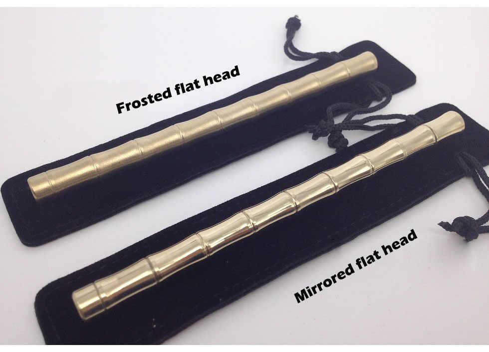 במבוק צורת פליז טקטי עט שימושי EDC כלי נשים חיצוני הגנה עצמית נייד כלים להסרה פונקציונלי לכתוב עט