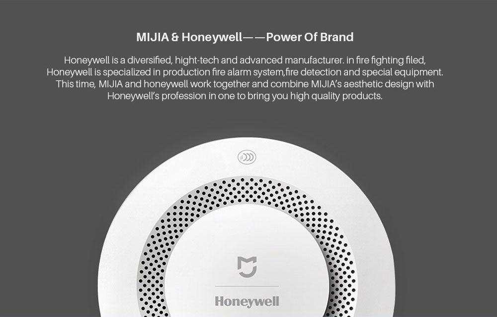 Xiaomi Mijia Honeywell Fire Alarm Smoke Detector Sensor (6)