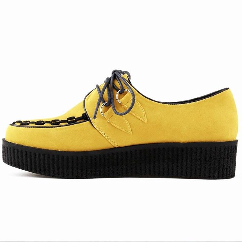 Belle 4 7 Sangle À Chantiers Plates La Femmes 1 6 Flanelle Chaussures 3 Grands 8 2 5 Épais Muffin Des Mode W885 Fond 9 Imperméables Avec Pente 1xrw1q6
