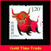 Третий Зодиак, 1 шт., высокое значение для сбора о животных 2009 Китай Почтовые марки все новые для сбора