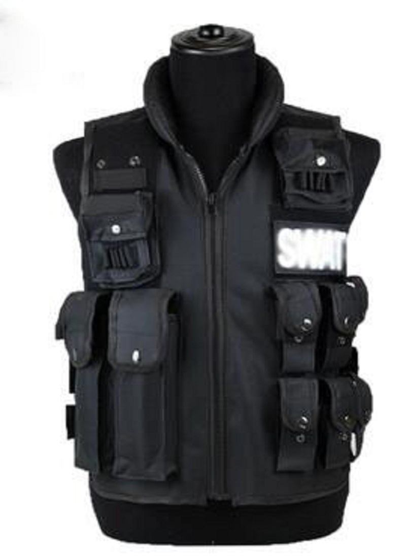 Army fan CS field protective equipment Outdoor special forces combat vest Multifunctional tactical vest