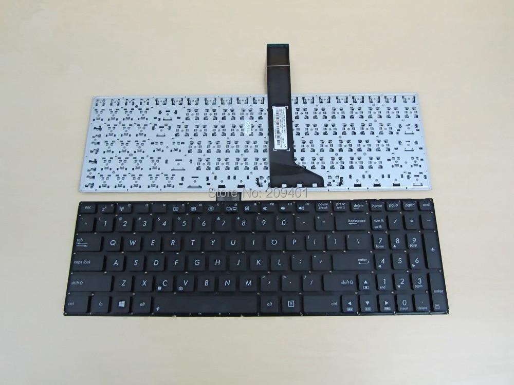 For Asus X550 X550C X550CA X550CC X550CL X550VC X551 X551C X551CA Laptop keyboard US Version Black