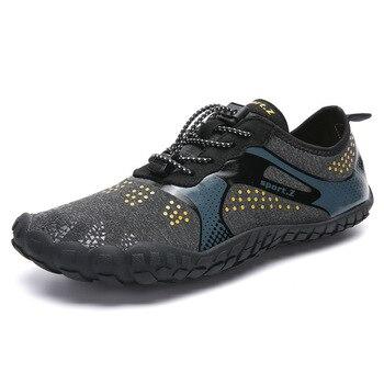 db12c06eacbe El dr. zapatillas de baño para hombre águila zapatos de playa agua para  hombre zapatillas aqua ...