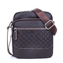 Trend Hot Mens Messenger Bag Men Leisure Business Single Shoulder Bag Computer Bag Casual Briefcase Brand Crossbody Bags NB043