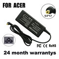 ADAPTER CHARGER 19V 3.42A FOR ACER LAPTOP ASPIRE 5551 5742 5750 5315 3220 2450