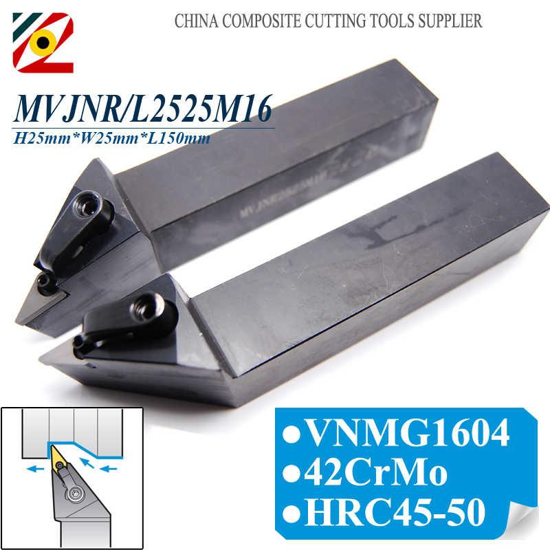 16mm turning tool holders WTJNR //L+10 Tungsten carbide inserts Metal lathe