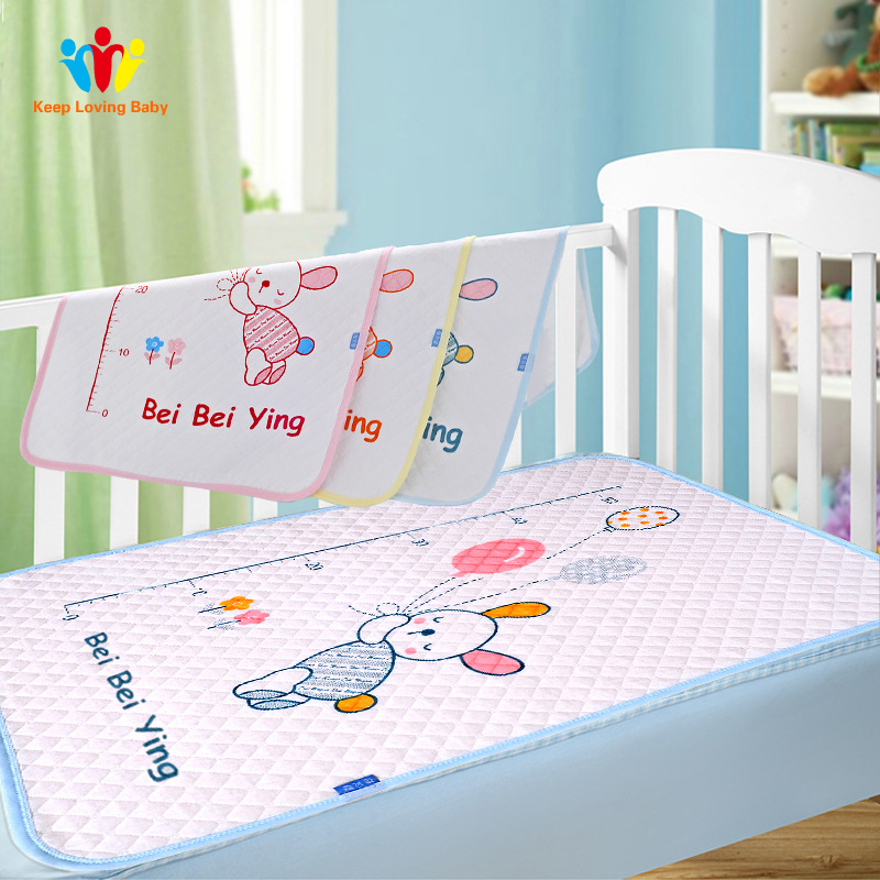 Baby Portable Foldable Washable Waterproof Changing Mat Cute Mattress KI