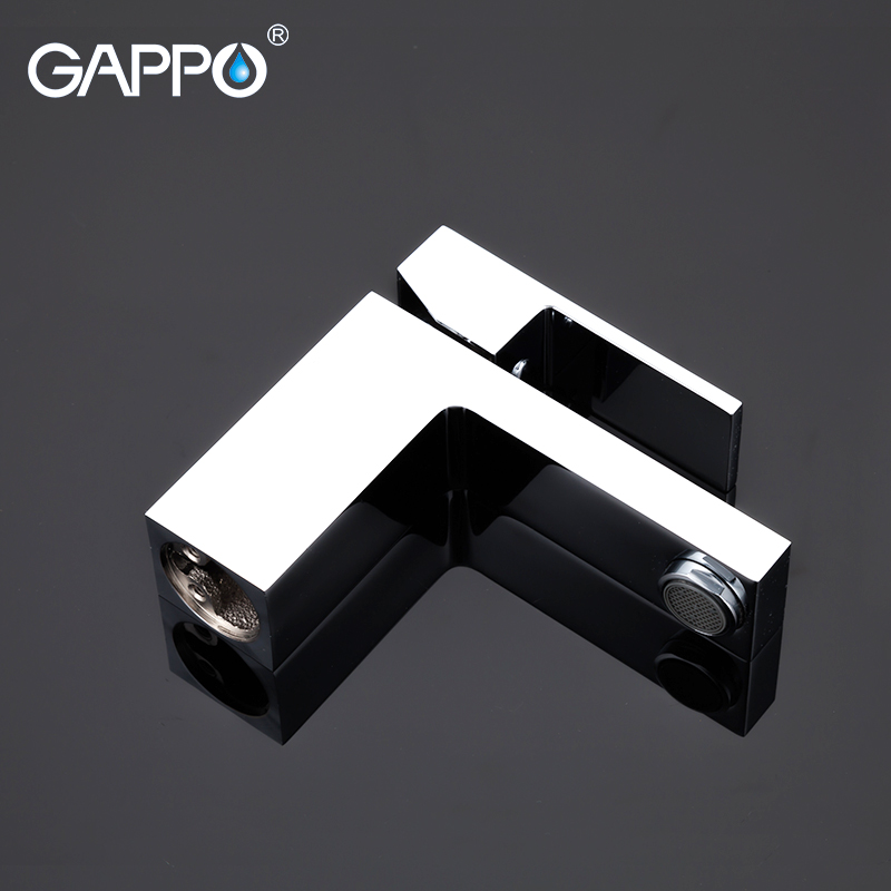 GAPPO Basin faucet basin mixer tap bathroom faucet brass water sink mixer deck mounted mixer tap faucet