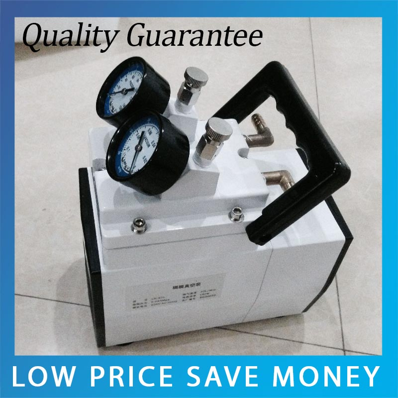 LH-85 NEW Hot Sale Lab Low Price Oilless Food Vacuum Pump