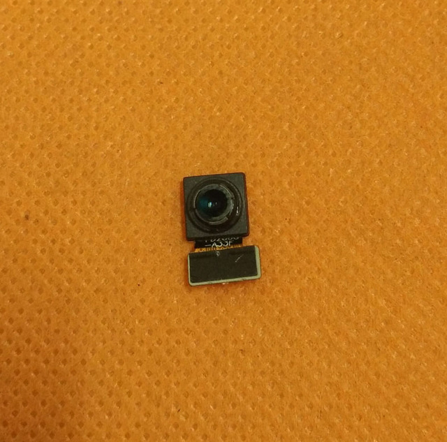 Foto original módulo de câmera frontal de 5.0mp para doogee t6 5.5 polegada mt6735 quad core hd 1280x720 frete grátis