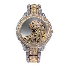 New Fashion Silver Top Luxury Watches Women Rhinestone Crystal Quartz Watches NOBDA Brand Lady Dress Wristwatches