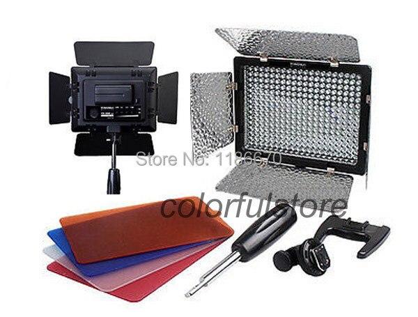 ФОТО FR YN-300 YN300 Led Video Light For Nikon D70 D80 D90 D600 D700 D700S D800 D800E D7100 D7000 D5000 D5200 D5100 D3100 D3200 D3000