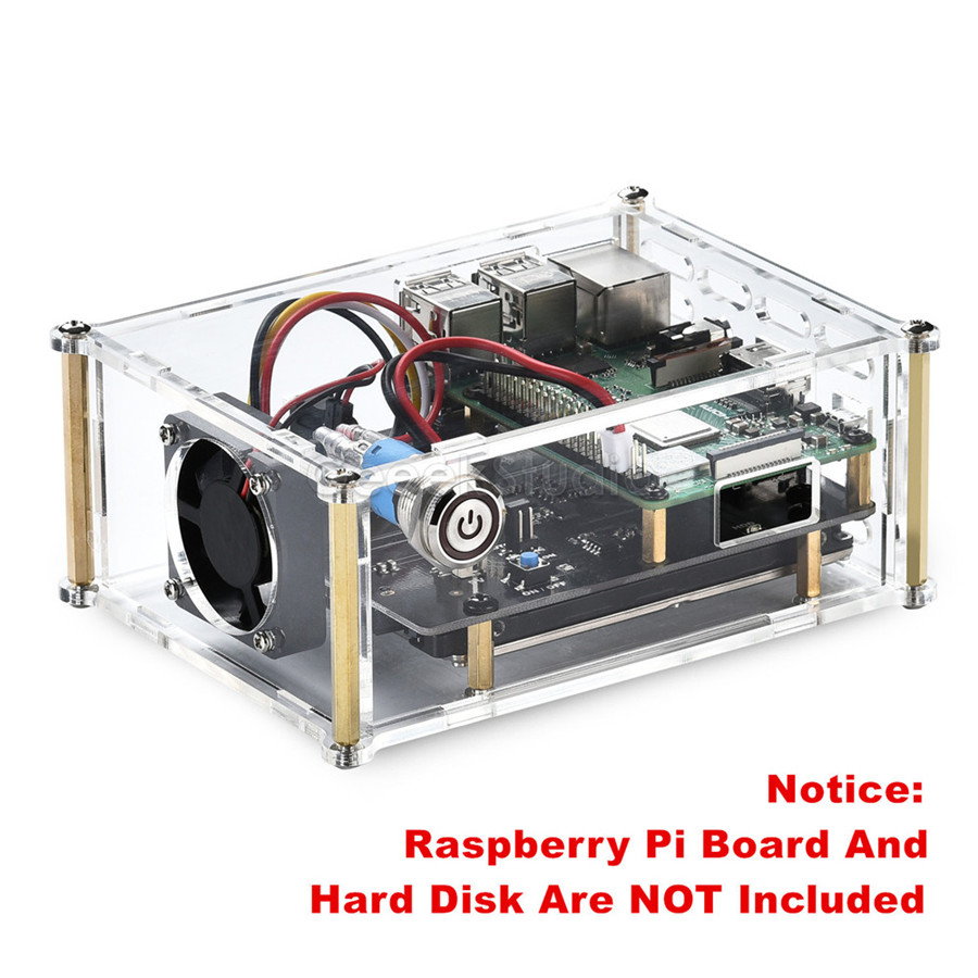 Raspberry X820 V3.0 2,5 дюйма SATA HDD/SSD Плата расширения для Raspberry Pi 3 B + (Plus) / 3 B / 2 B