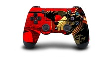 Red Dead Redemption 2 PS4 Skin Sticker Decal Vinyl For Sony PS4 PlayStation 4 Dualshock 4 Controller Skin Stickers