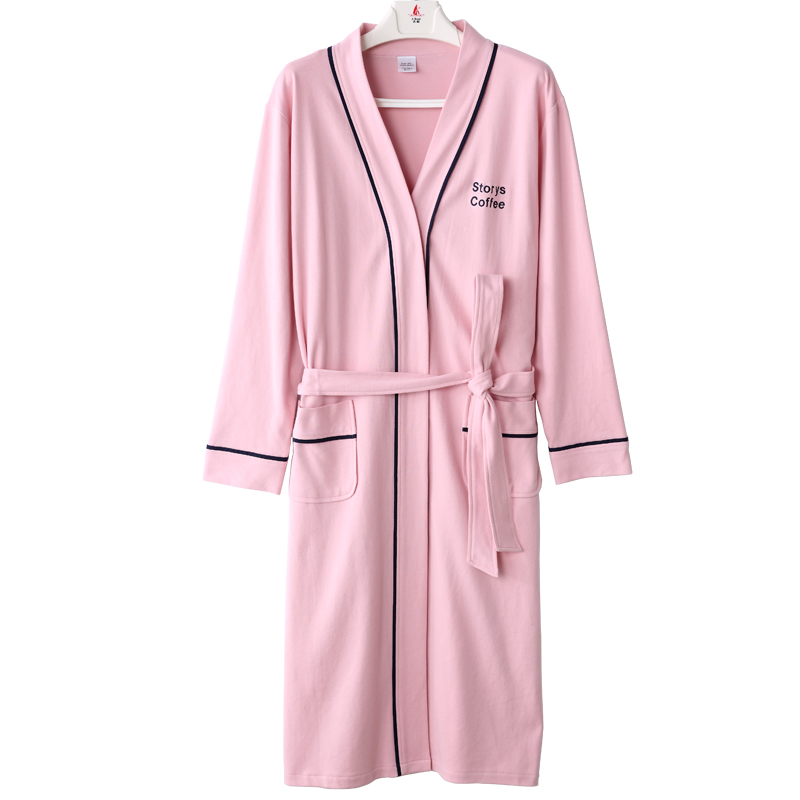 Autumn Sale Bathrobe Dressing Gowns Cotton Robes For Women Nightwear Female Winter Homewear Sleepwear Nightie