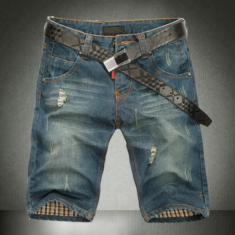 Online Get Cheap Mens White Denim Shorts -Aliexpress.com   Alibaba ...