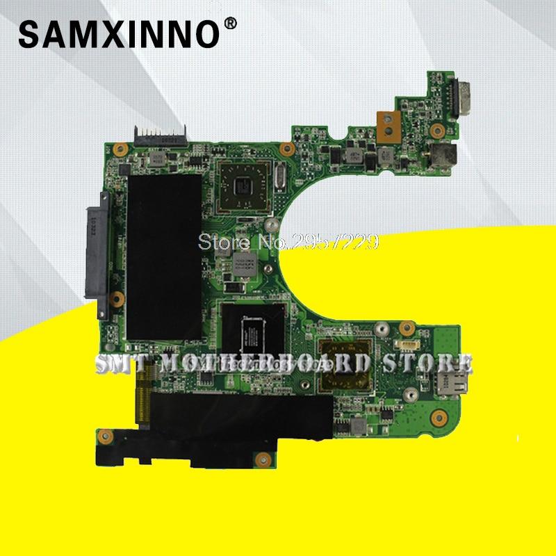 1201 t Mère D'ordinateur Portable Pour Asus Eee PC 1201 t REV 2.0 Carte Mère RS780MN Conseil Chipest Avec Processeur Carte Mère S-6