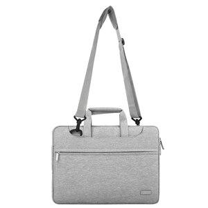 Image 4 - MOSISO Повседневный водонепроницаемый полиэстер портфель для ноутбука 13 14 15 дюймов сумка с ремешком для ноутбука сумка для ноутбука чехол для женщин и мужчин