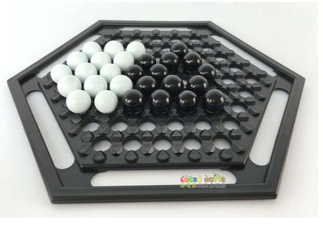 Abalone Table games strategy puzzle chess parent-child desktop games puzzle chess gatherin board  Puzzle Desktop Game Party game