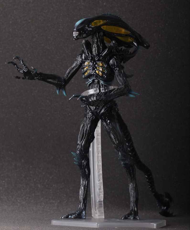 Justice League Aliens Colonial Marines Figure 1/5 scale PVC Action Figure Collectible Model Toy 25cm KT926 shfiguarts batman injustice ver pvc action figure collectible model toy 16cm kt1840