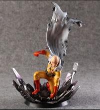 Один Удар Фигура Сайтама Сенсей Один Удар Человек Рисунок Один Удар человек Genos 240 ММ ПВХ Детские Игрушки Juguetes Модель Игрушки Куклы подарок
